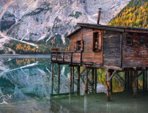 «Tales of Dolomites — Lago di Braies»