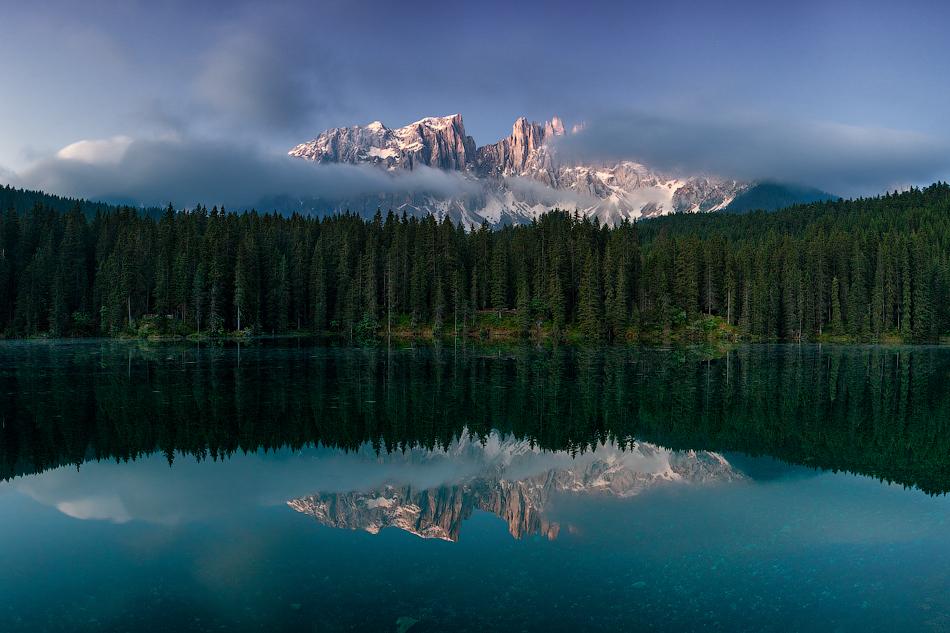 Фототур в Доломитовых Альпах, Италия.