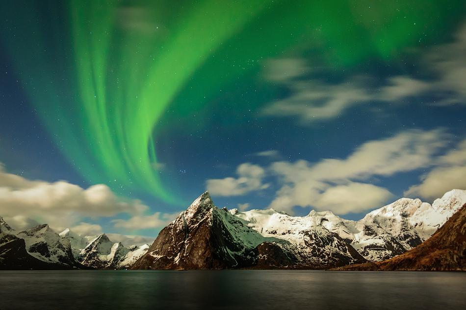 Лофотенские острова (Северная Норвегия)