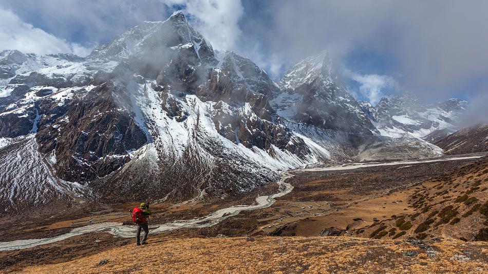 Базовый лагерь Эвереста Trek